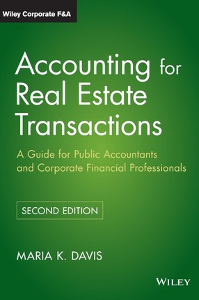 Accounting for Real Estate 2e