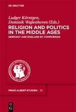 Religion and Politics in the Middle Ages