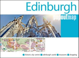 Popout Map Edinburgh