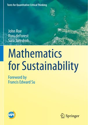 Mathematics for Sustainability