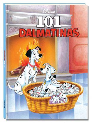 101 dalmatinas. Knyga pagal filmą
