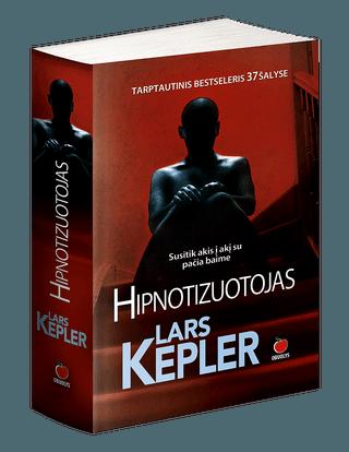 Hipnotizuotojas (minkšti viršeliai). Tarptautinė sensacija, tapusi bestseleriu kiekvienoje iš 37 šalių, kurioje buvo išleista!