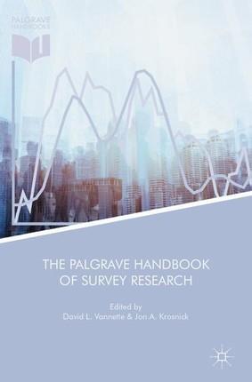 The Palgrave Handbook of Survey Research