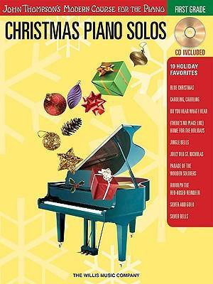 Christmas Piano.Knyga Christmas Piano Solos First Grade With Cd Knygos Lt