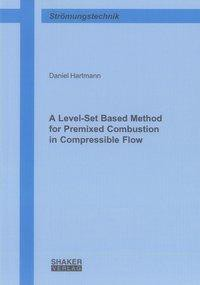 A Level-Set Based Method for Premixed Combustion in Compressible Flow