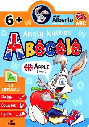 Zuikio Alberto anglų kalbos abėcėlė