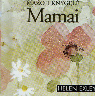 Mažoji knygelė mamai