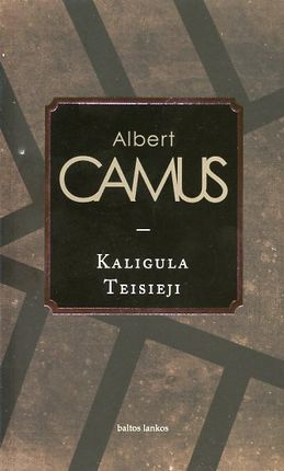 Kaligula. Teisieji (knyga su defektais)