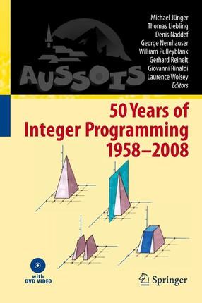 50 Years of Integer Programming 1958-2008