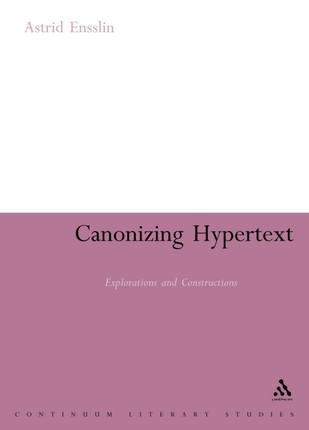 Canonizing Hypertext