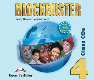 Blockbuster 4. Class CD. Klausymo diskas