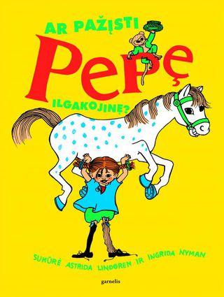 Ar pažįsti Pepę Ilgakojinę?