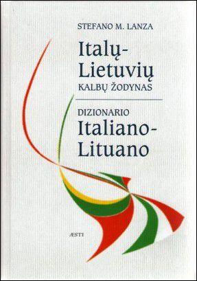Italų-lietuvių kalbų žodynas