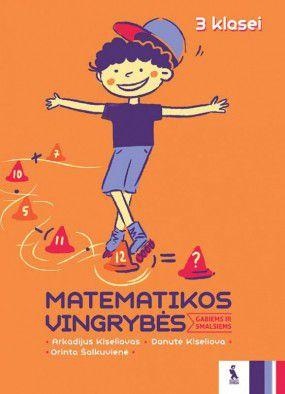 Matematikos vingrybės III klasei