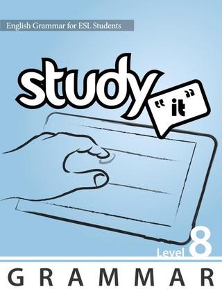 Study It Grammar 8 eBook