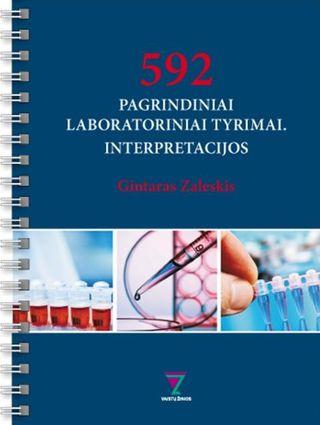 592 pagrindiniai laboratoriniai tyrimai. Interpretacijos