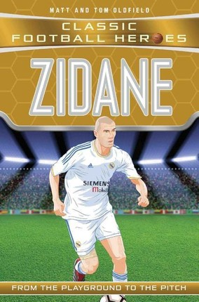 Zidane (Classic Football Heroes) - Collect Them All!