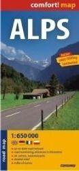 Alps 1 : 650 000