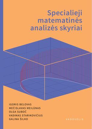 Specialieji matematinės analizės skyriai