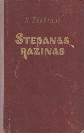 Stepanas Razinas. Antroji knyga