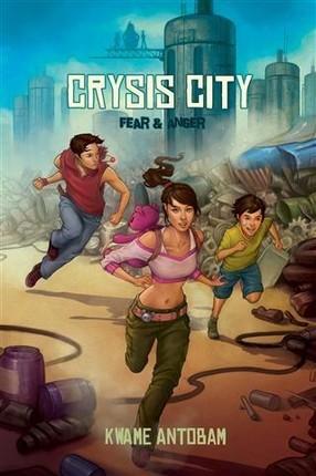 Crysis City Book 1