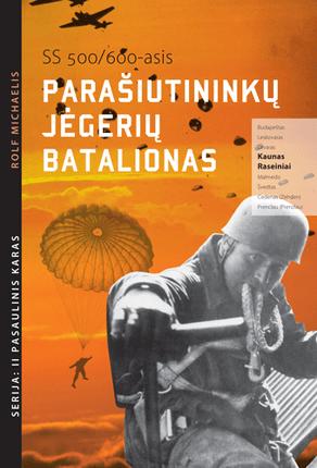 SS 500/600-asis parašiutininkų jėgerių batalionas