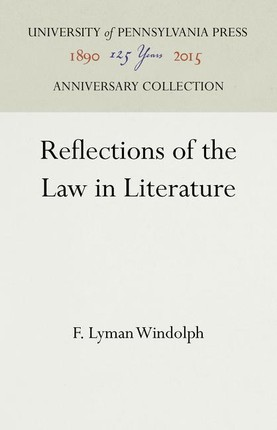 Reflections of the Law in Literature