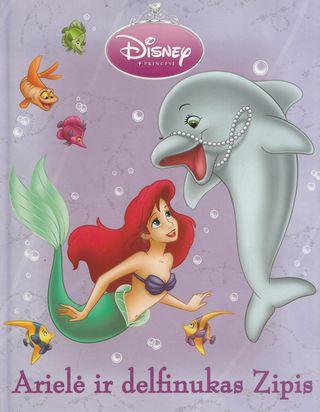 Arielė ir delfinukas Zipis