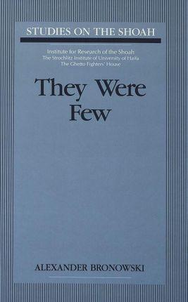 They Were Few