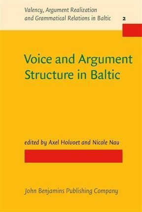 Voice and Argument Structure in Baltic