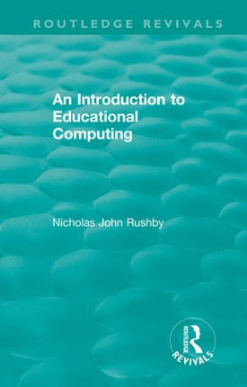 An Introduction to Educational Computing