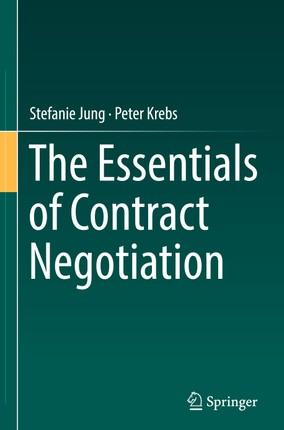 The Essentials of Contract Negotiation