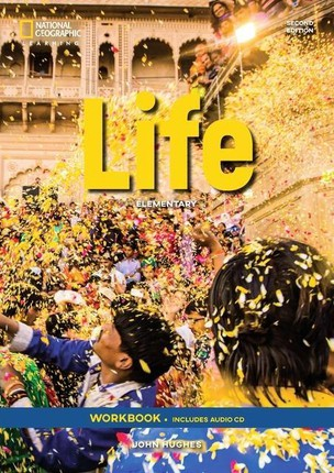 Life - Second Edition A1.2/A2.1: Elementary - Workbook + Audio-CD