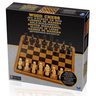 CARDINAL GAMES žaidimas Mediniai šachmatai, 6033302