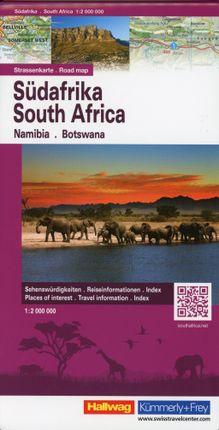 Südafrika 1 : 2 000 000