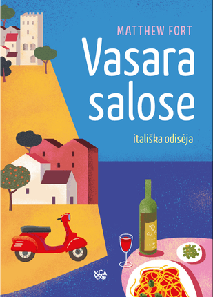 VASARA SALOSE: itališka odisėja