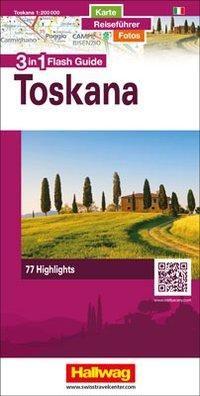 Toskana Flash Guide 1 : 200 000