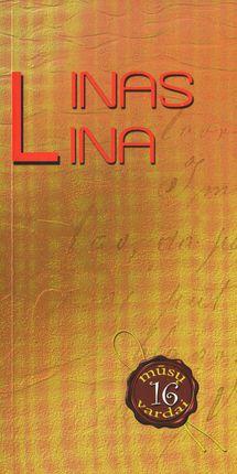 Linas. Lina