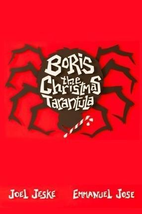 Boris the Christmas Tarantula