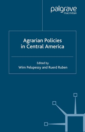 Agrarian Policies in Central America