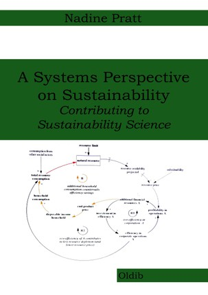 A Systems Perspective on Sustainability