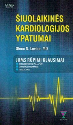 Šiuolaikinės kardiologijos ypatumai