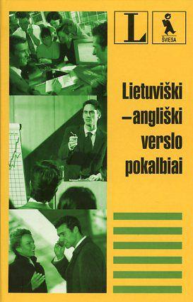 Lietuviški-angliški verslo pokalbiai