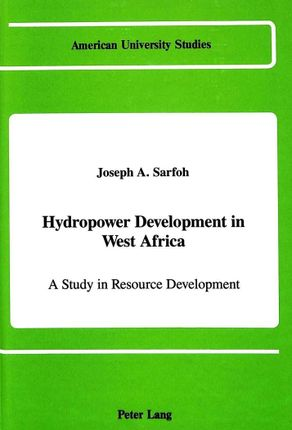 Hydropower Development in West Africa