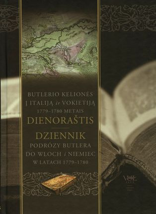 Butlerio kelionės į Italiją ir Vokietiją 1779-1780 metais dienoraštis