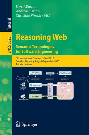 Reasoning Web. Semantic Technologies for Software Engineering