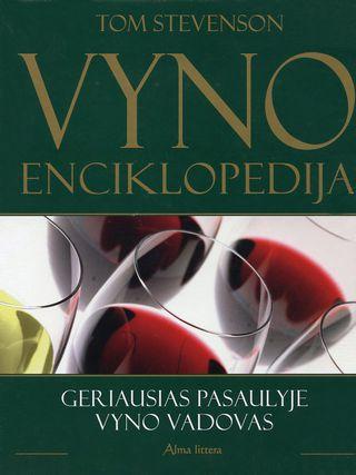 Vyno enciklopedija