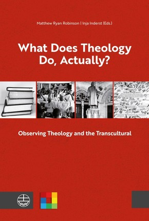 What Does Theology Do, Actually?