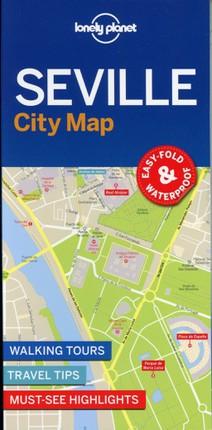 Seville City Map
