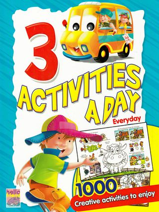 3 Activities A Day